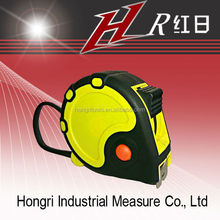 popular Top quality promotional electric tape measure, rubber measuring tape