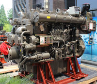 General Cargo Vessel 1200HP marine engine