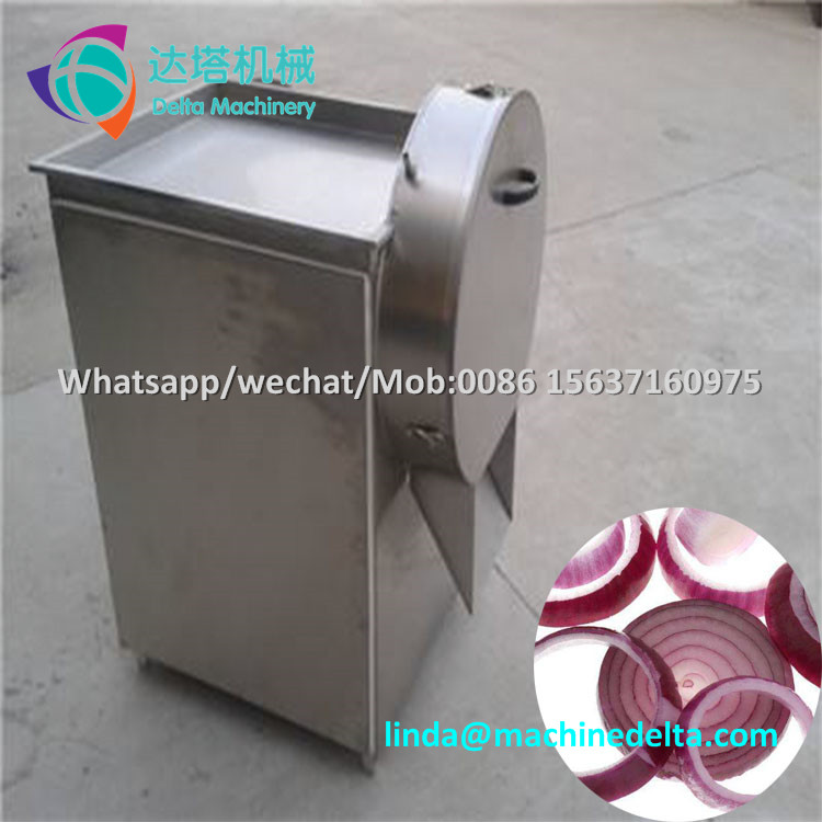automatic potato chips french fries making machine / potato bar cutting machine