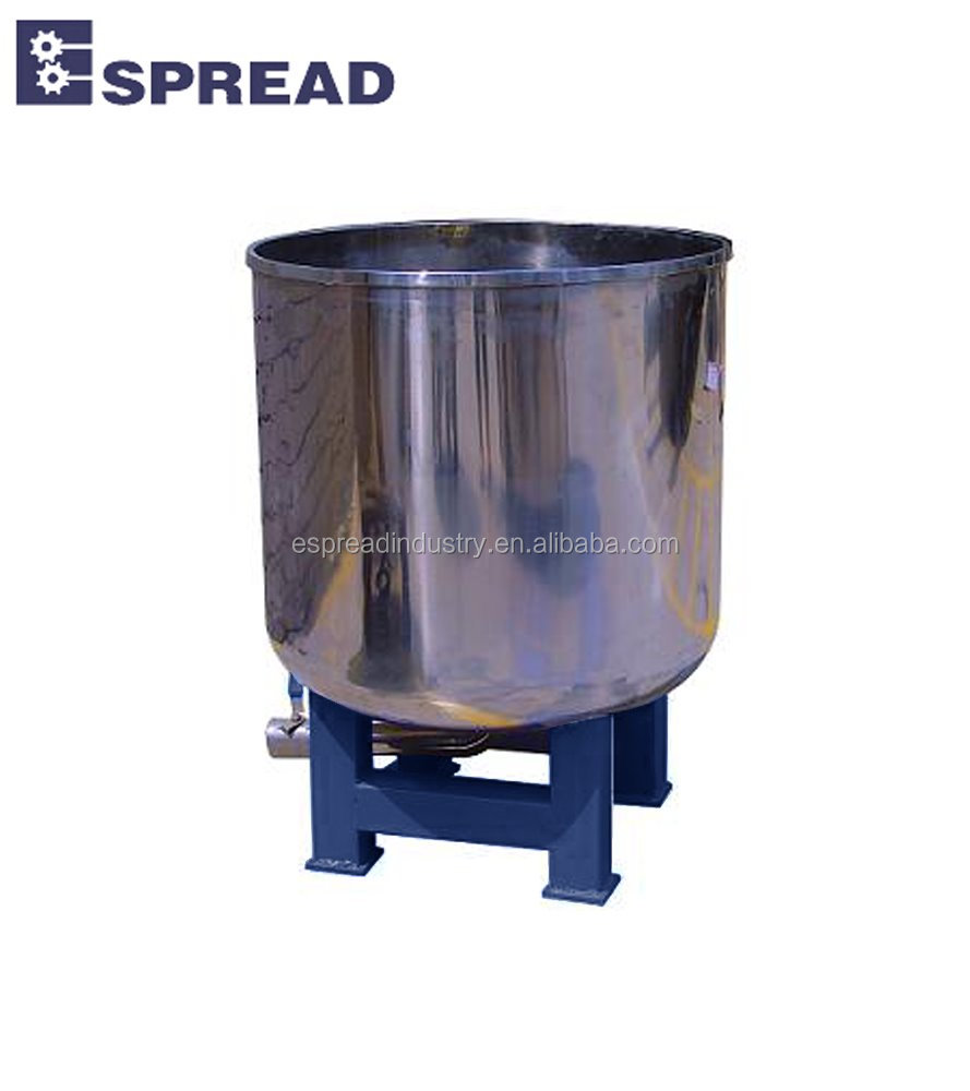 Stainless steel chemical Blending and Mixing Vat