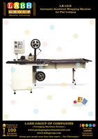Automatic Sandwich Wrapping Machine for Flat Lollipop