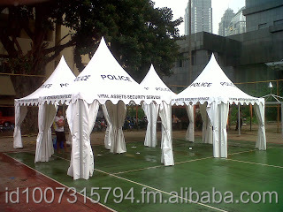 Roof Top Tent Pagoda Tent model Sarnafil pop up tent for Event Tent