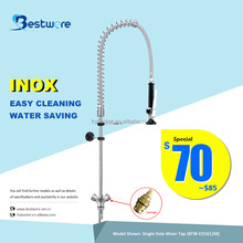 2017 Hot Instant Heating Sink Wall Water Upc kitchen Tap And Mixer Faucet