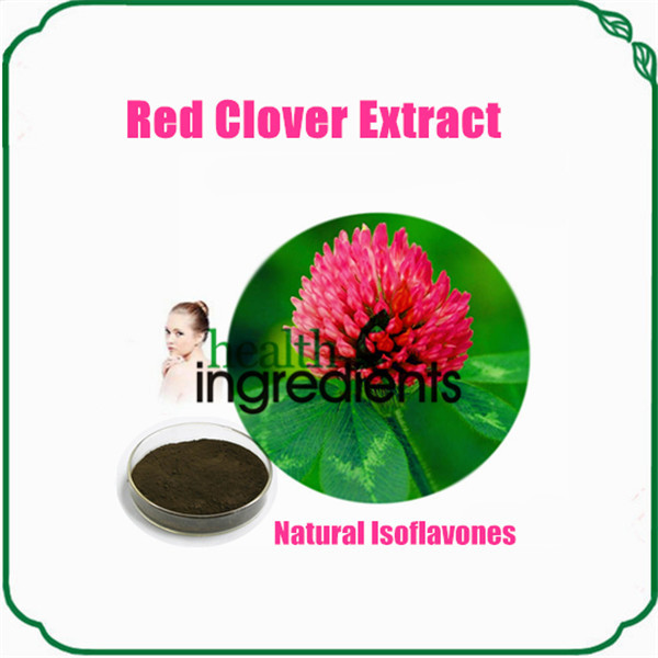 Female natural isofloavones red clover extract