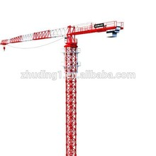 TCT5510-6 TOPLESS TOWER CRANE MANUFACTURER