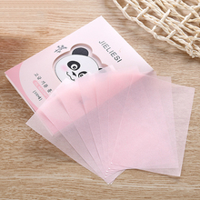Skin care makeup cosmetic facial control oil-Absorbing Sheets, face oil blotting paper