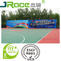 Seamless Silicon PU volleyball court floor