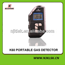 high sensitivity 3V lithium battery operated portable lpg measuring instrument