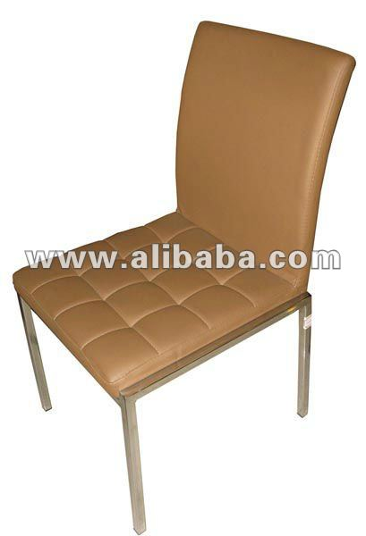 Metal dining chair KDC045