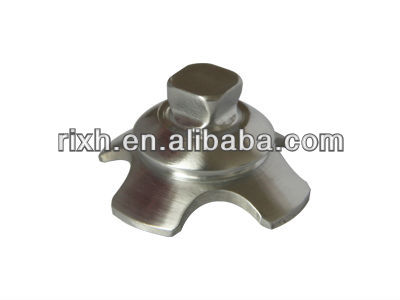 Titanium alloy artificial limb,Casting prosthetic parts, artificial limb knee joint