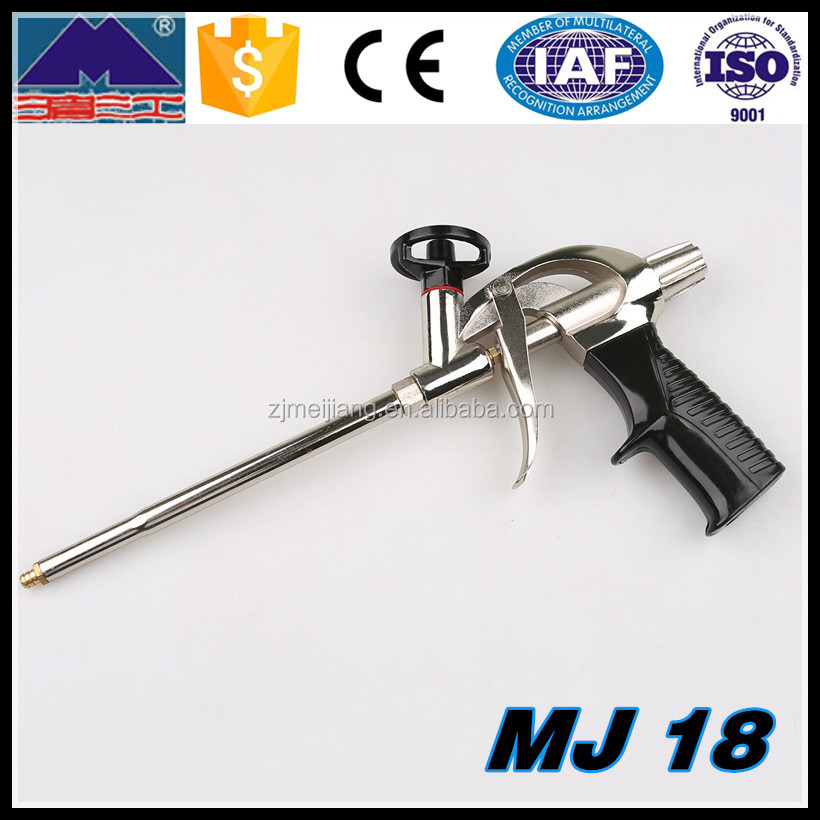 Aluminum alloy most popular metal  polyurethane foam car wash gun