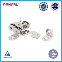 BSCI Approved Factory Price Hot Sale Steel Corner Brace Joint Right Angle Bracket