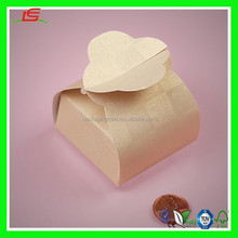 NZ077 Colorful Favor Gift Boxes Pretty Flower Shape Sweet Box Making Machine Wholesale
