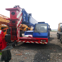 25 ton japan used crane P&H T250 mobile crane with low price