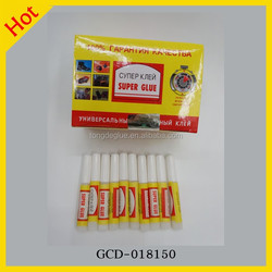 Hot Sale Newest Mini Package Small Bottle 502 Quick Bond Leather Glue