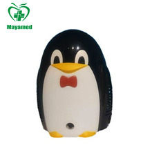 Cute Animal Penguin Shape Compressor Nebulizer