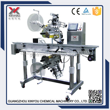 New Model High Efficient Box Labeling Machine multi-function labeling machine