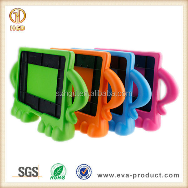 Kids shock proof silicone tablet cases for samsng galaxy tab 3 10.1 p5200