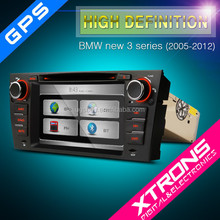 Xtrons PX7190B GPS RADIO For BMW New 3 Series Steering Wheel with Dual channel CANbus Wifi 3G