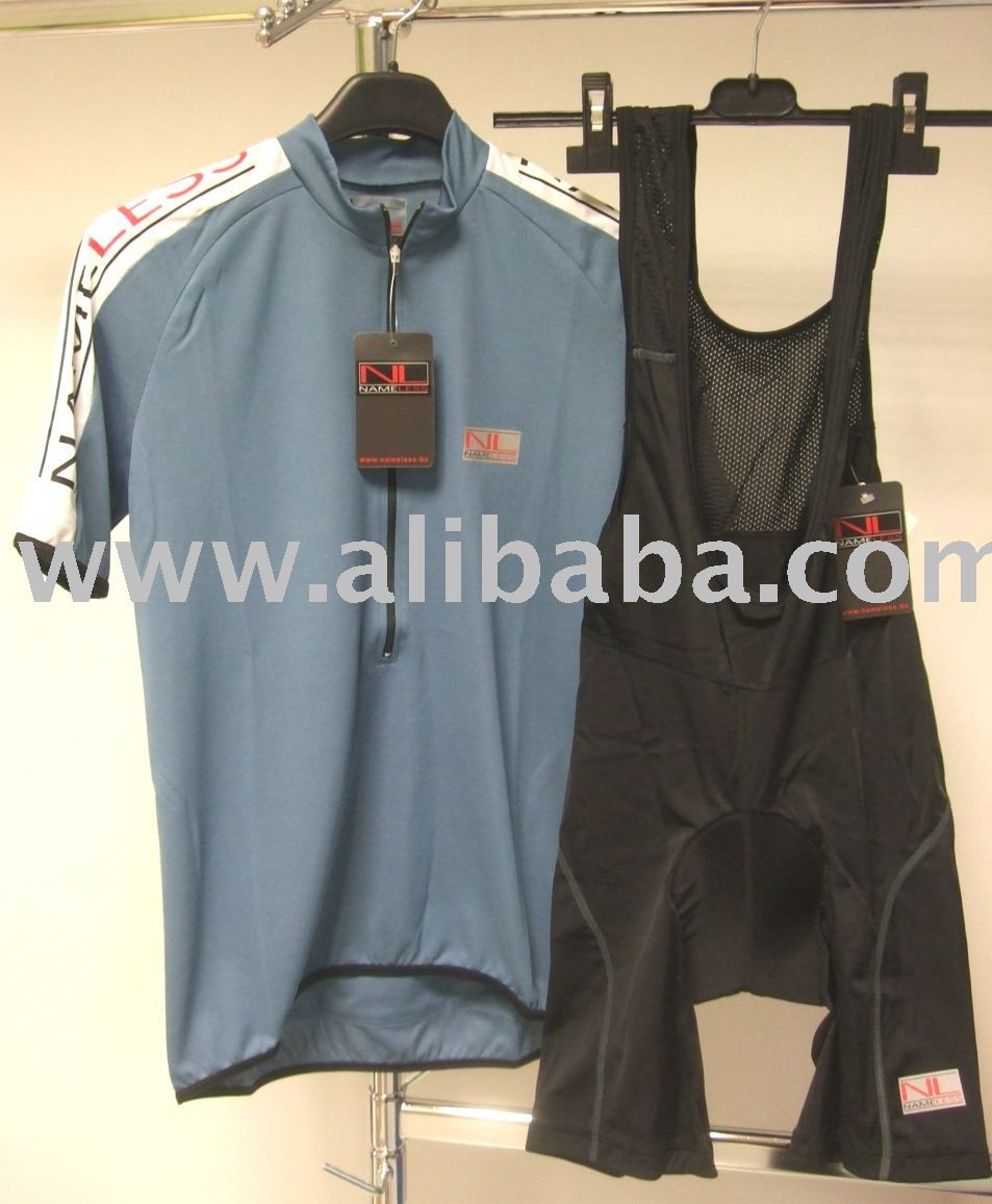 Lot of Cycling Men Jersey + Bib short Made in Italy