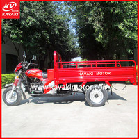 KV150ZH-B Popular Model Strong Folding Cargo Box Cargo Tricycle Water Cooling Engine
