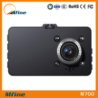 high resolution micro car dash camera with 175 ultra wide viewing angle