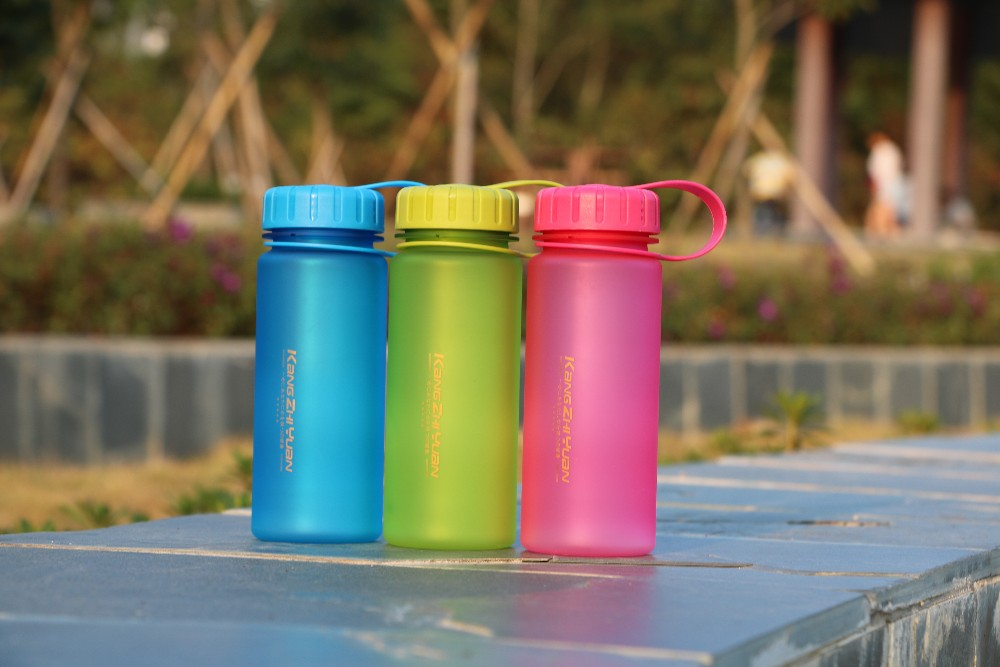 Base Lines Promotional Plastic Water Bottle,Food Grade Material Unbreakable Tritan Sport Plastic Water Bottle