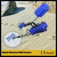 deep depth high sensitivity ground search gold metal detector md91