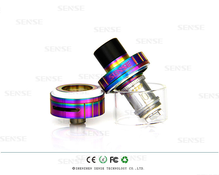 2017 trending products sense new vape products blazer nano tank