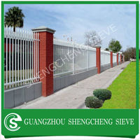 new design customized galvanized fence post extension for sale