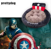 2016 New Products Dog Beds American Captain Shield Cat Bed Wholesale Pet Products