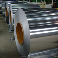 best seller Aluminum foil jumbo rolls to be laminated with fibreglass cloth for heat insulation sale well on Europe market