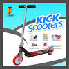 Kids Pgo Kick Scooter for Outdoor Sports JB233 (EN71-1-2-3)