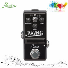 Rowin Raving distortion effect pedals
