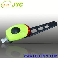 J262 led bicycle light with string
