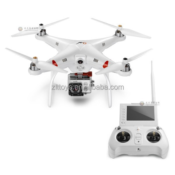 Hot!Free shipping 6 CH 4-Axis RC GPS aerial photography DJI drone DJI Phantom 2 Vision + Plus Quadcopter HD Camera