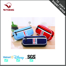 Fashion Sports School Pencil Case Large Capacity Stationery Pen Bag