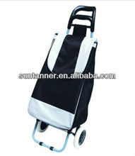 Cooler bags with wheels / trolley cooler bag / folding cooler bag with stand