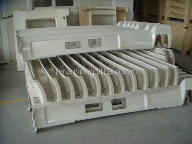 OEM Customized SMC products fiberglass moulding compression BMC manfacturer