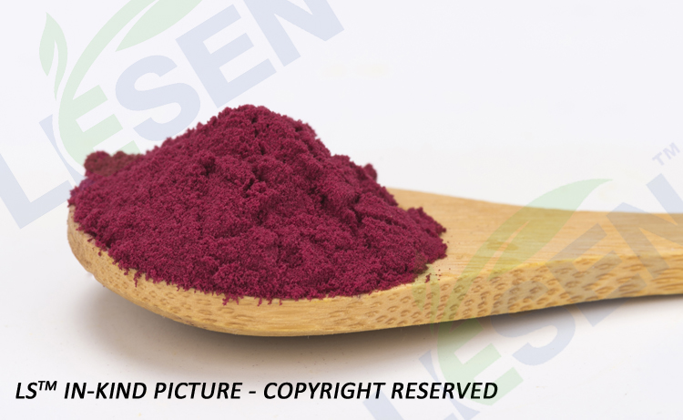 Organic beetroot powder beet juice powder