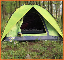 2015 New Design 3~4 person Outdoor Camping Tent for Family
