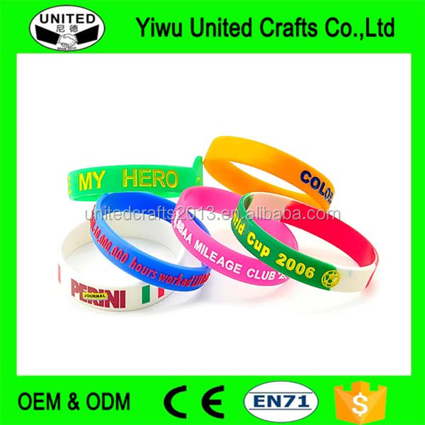 Promotional Cheap Custom Silicone Wristband,cheap charity wristbands Bulk Cheap Silicone Wrist band