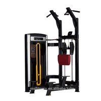 2017 new arrival/best offer gym machine / fitness equipment/Assisted Chin/Dip