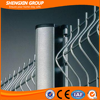 50mmX200mm 55mmX200mm powder coated pvc coated wire mesh fence panels