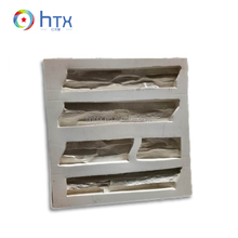 Man-made exterior decoration natural stone brick wall clading mold