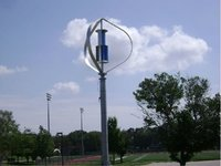 Vertical Axis Wind Turbine (DS Series)