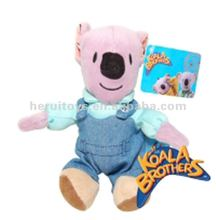 Koala Brothers -- best gift for baby & children -- plush toy