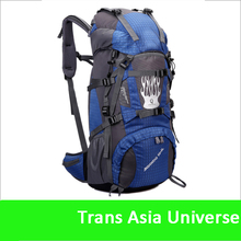 Hot Sale custom cheap camping backpack 65 liter