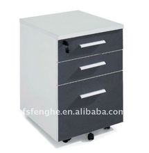 small wooden filing plastic cabinets drawers E-030