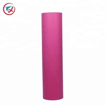 wholesale Nonwoven needle punched color 100% wool felt in rolls